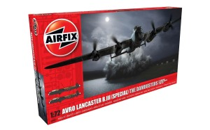 AIRFIX 09007 1:72 Avro Lancaster B.III (Special) The Dambusters