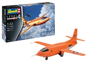 REVELL 03888 1:32 BELL X-1 SUPERSONIC AIRCRAFT