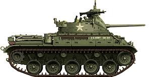 AFV CLUB 35042 1:35 M42A1 Duster (Late Type) Vietnam War