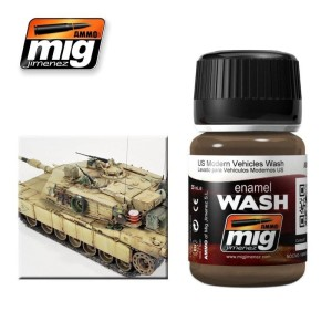 AMMO 1007 US MODERN VEHICLES WASH 35ml