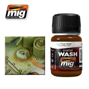 AMMO 1004 WASH LIGHT RUST 35ml