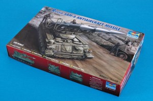 TRUMPETER 00361 1:35 Russia SAM-6 antiaircraft missile