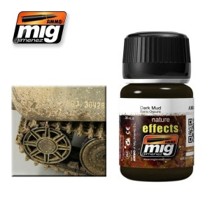 AMMO 1405 NATURE EFFECTS DARK MUD 35ml