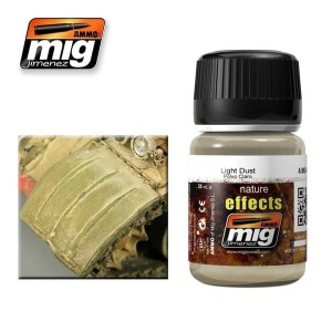 AMMO 1401 NATURE EFFECTS LIGHT DUST 35ml