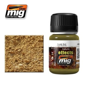 AMMO 1400 NATURE EFFECTS KURSK SOIL 35ml