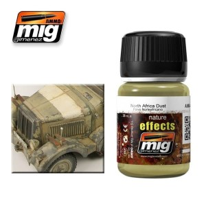 AMMO 1404 NATURE EFFECTS NORTH AFRICA DUST 35ml