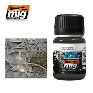 AMMO 1407 NATURE EFFECTS ENGINE GRIME 35ml