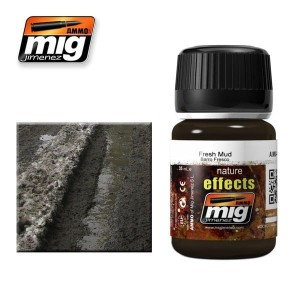 AMMO 1402 NATURE EFFECTS FRESH MUD 35ml