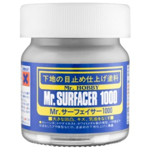 GUNZE SF284 Mr.Surfacer 1000 40ml