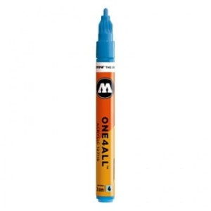 MOLOTOW 127HS 161 SHOCK BLUE MIDDLE 2mm
