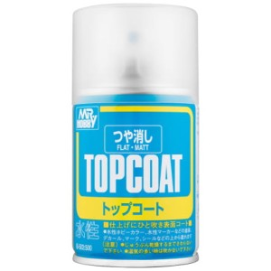 GUNZE B503 Mr.TopCoat Flat (mat) 88ml