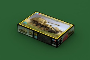 HOBBY BOSS 80169 1:35 Marder III Ausf.M Tank Destroyer Sd.Kfz.138 - Early