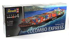 REVELL 05152 1:700 Container Ship Colombo Express