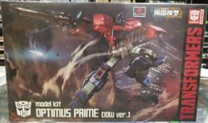 FLAME 512315 OPTIMUS PRIME MODEL KIT