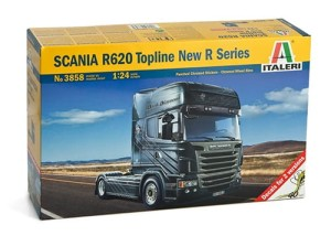 ITALERI 3858 1:24 SCANIA R620 V8 New R Series