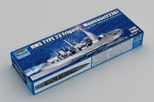 TRUMPETER 06720 1:700 HMS TYPE 23 Frigate – Montrose(F236)
