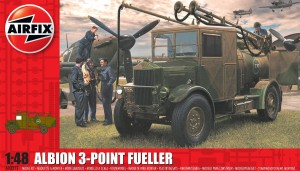 AIRFIX 03312 1:48 Albion 3-Point Fueller