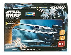REVELL 06755 1:100 REBEL U-WING FIGHTER