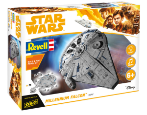 REVELL 06767 1:164 Build & Play Millennium Falcon