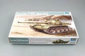 TRUMPETER 00377 1:35 Russian T-62 Mod 1972