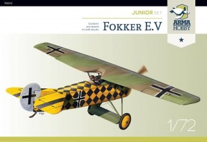 ARMA HOBBY 70013 1:72 FOKER E.V Junior set