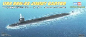 HOBBY BOSS 87004 1:700 USS SSN-23 JIMMY CARTER