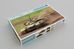 TRUMPETER 09578 1:35 Russian T-80UK MBT