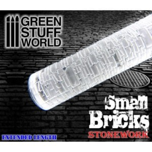 GSW 1376 ROLLING PIN SMALL BRICKS