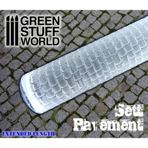 GSW 1994 Rolling Pin Sett PAVEMENT
