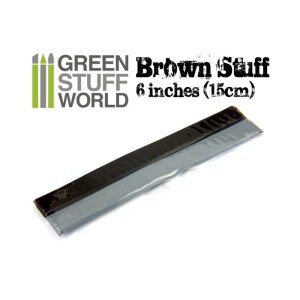 GSW 6726 Brown Stuff Tape 6 inch [15cm]