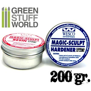 GSW 9185 MAGIC SCULPT putty 200gr