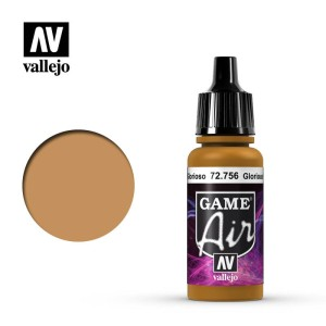 VALLEJO GAME AIR 72756 GLORIOUS GOLD