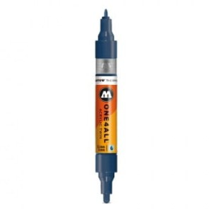 MOLOTOW ONE4ALL TWIN 027 PETROL (1,5 mm + 4 mm)