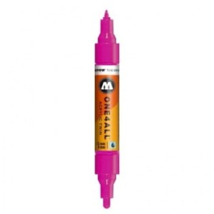 MOLOTOW ONE4ALL TWIN 232 MAGENTA (1,5 mm + 4 mm)