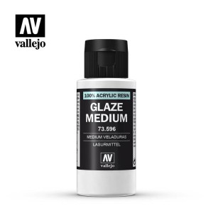 VALLEJO 73596 Glaze Medium 60ml