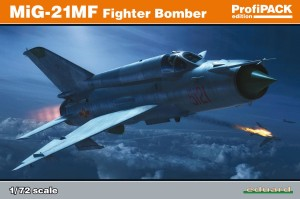 EDUARD 70142 1:72 MIG-21MF Fighter-Bomber
