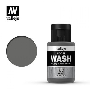 VALLEJO 76516 MODEL WASH - GREY 35ml