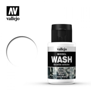 VALLEJO 76501 MODEL WASH - WHITE 35ml