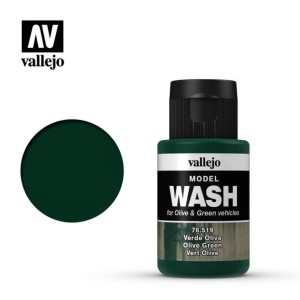VALLEJO 76519 MODEL WASH - OLIVE GREEN 35ml