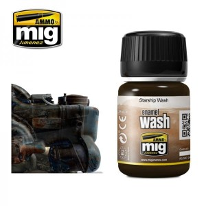 AMMO 1009 WASH STARSHIP 35ml