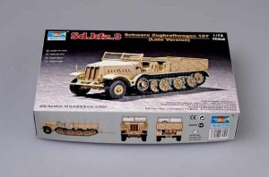 TRUMPETER 07252 1:72 Sd.KFZ.9