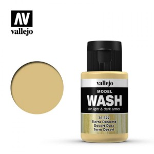 VALLEJO 76522 MODEL WASH - DESERT DUST 35ml