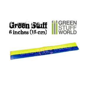 GSW 6503 Green Stuff Tape (15CM)