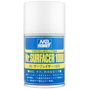 GUNZE B505 Mr SURFACER 1000 GRAY (88ml)