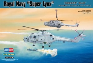 HOBBY BOSS 87238 1:72 Royal Navy Lynx HMA.8
