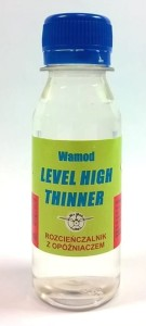 WAMOD LEVEL HIGH THINNER 80ml
