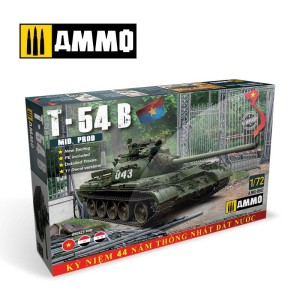 AMMO 8502 1:72 T-54B MID PRODUCTION
