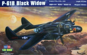 HOBBY BOSS 83209 1:32 P-61B Black WIDOW