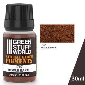 GSW 1767 PIGMENT MIDDLE EARTH 30ml