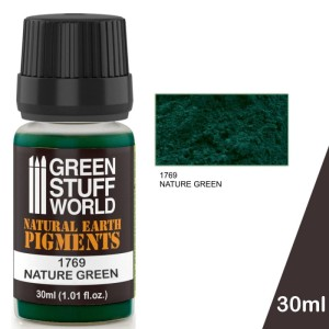 GSW 1769 PIGMENT NATURE GREEN 30ml